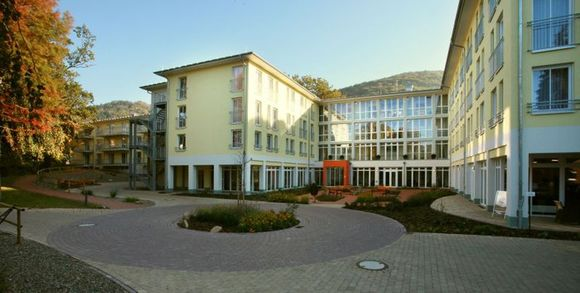 Pflegeappartement in Seniorenwohnanlage in Bad-Harzburg