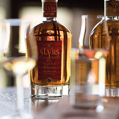 Slyrs - Single Malt Whiskey